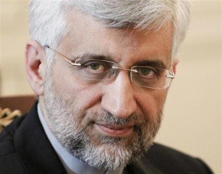 Saeed Jalili. Reuters