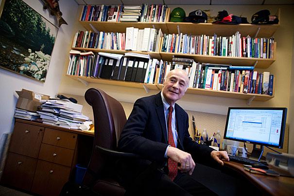 Harvard Kennedy School Professor and Former Dean Joseph Nye