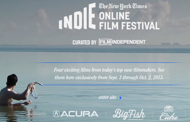 NYT indie film festival1