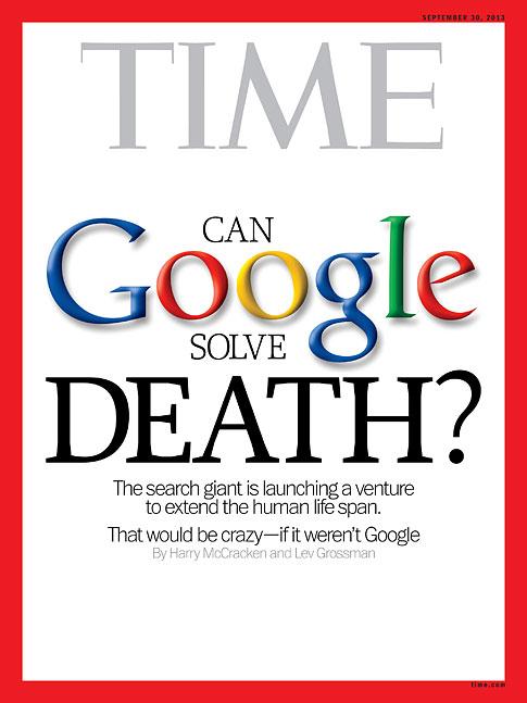 구글은 과연 진시황제도 이루지 못한 죽음의 문제를 극복할 수 있을까?