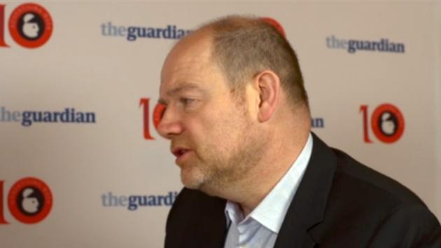 Advertising Week: Mark Thompson interview