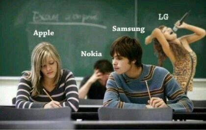 Apple Nokia MS