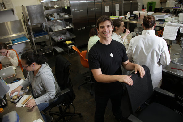Hampton Creek Foods CEO Josh Tetrick