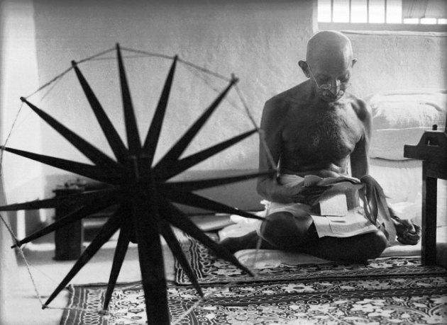 마하트마 간디