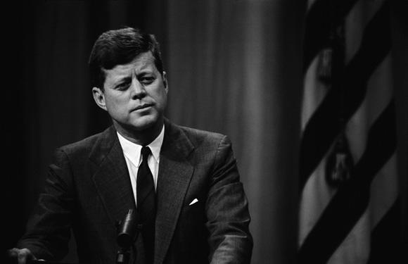 케네디 대통령의 믿음