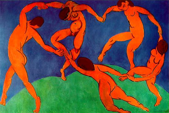 앙리 마티스, 춤 2, 1910년