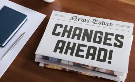 변화의 시기의 도래
